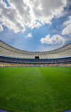 Soccer stadium Royalty Free Stock Image