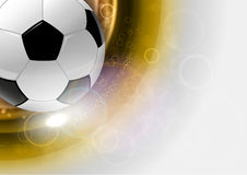 Soccer symbol Stock Image