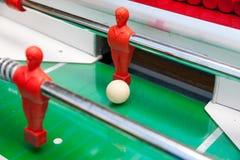 Soccer table Royalty Free Stock Photos