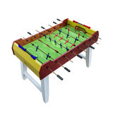 Soccer table Stock Images