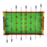 Soccer table Royalty Free Stock Image
