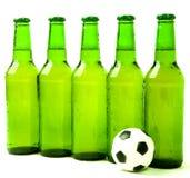 Soccer team Stock Image