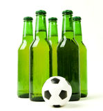 Soccer team Stock Images