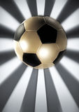 Soccer Template Royalty Free Stock Photos
