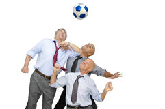 Soccer time Royalty Free Stock Photography