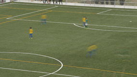 Soccer stock footage