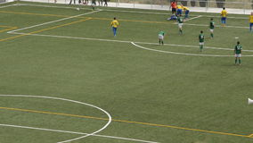 Soccer 2 stock footage