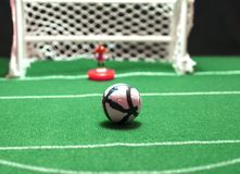 Soccer toy Royalty Free Stock Photography