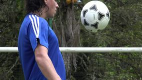 Soccer Tricks, Skill, Professional, Sports Stock Image
