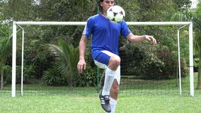Soccer Tricks, Skill, Professional, Sports Royalty Free Stock Image