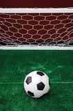 Soccer turf Royalty Free Stock Photos
