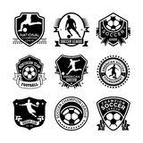 Soccer Vector Icons 29. Here is an awesome set of soccer badges that you are sure to find very useful. Hope you really enjoy using them royalty free illustration