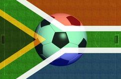 Soccer world championship Royalty Free Stock Image