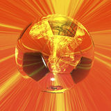 Soccer world championship Stock Images