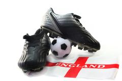 Soccer World Cup 2010 Royalty Free Stock Photography