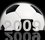 soccer year Στοκ φωτογραφία με δικαίωμα ελεύθερης χρήσης