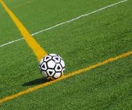 soccerball Στοκ φωτογραφία με δικαίωμα ελεύθερης χρήσης