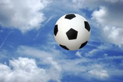 Soccerball Royalty Free Stock Photography