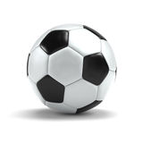 Soccerball Royalty Free Stock Photo