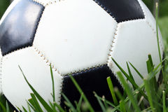 Soccerball Royalty Free Stock Photo
