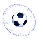 soccerball ilustracji
