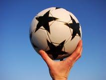 soccerball Στοκ φωτογραφίες με δικαίωμα ελεύθερης χρήσης