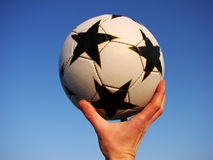 Soccerball Royalty Free Stock Photos