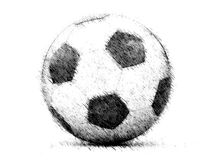 Soccerball Royalty Free Stock Image