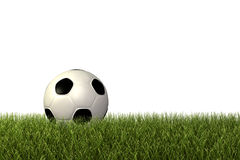 Soccerball - futebol Fotos de Stock Royalty Free
