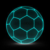 Soccerball Royalty Free Stock Images