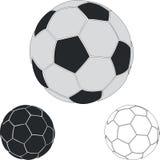 Soccerball Stock Image