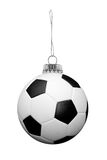 Soccor ball ornament Stock Images