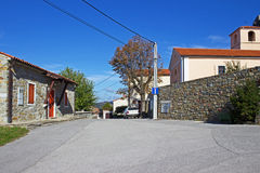 Socerb Village Stock Photography