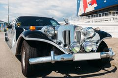 SOCHI, ΡΩΣΙΑ - 4 Ιουνίου 2018: Packard στοκ εικόνες με δικαίωμα ελεύθερης χρήσης