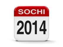 Sochi 2014 Royaltyfri Foto
