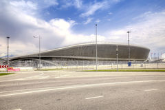 Sochi. Adler. Olympic object. Tennis Academy Royalty Free Stock Photography