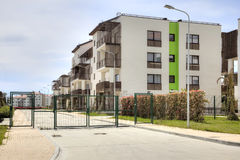 Sochi. Adler. Olympic village Stock Image