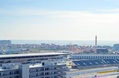 Sochi Autodrom Formula 1 Russian Grand Prix 2014 Stock Photography