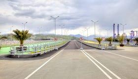 Sochi. Bike Path Stock Photos