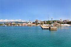 Sochi city Royalty Free Stock Images