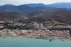 Sochi cityscape Royalty Free Stock Photography