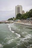 Sochi cityscape Stock Photos