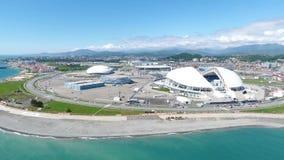 Sochi con el quadrocopter