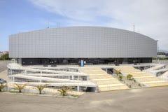 Sochi Eis-Würfel-Windenmitte Lizenzfreie Stockfotos