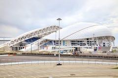 Sochi Fisht el estadio Olímpico Fotos de archivo