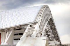 Sochi Fisht Olympic Stadium Royaltyfri Foto