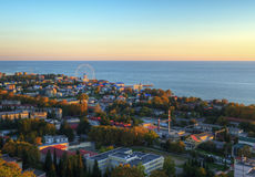 Sochi, Lazarevskoe Stock Photo