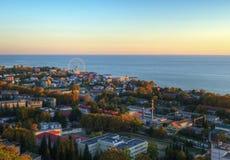 Sochi, Lazarevskoe Stock Photo