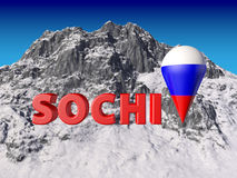 Sochi Stock Photo