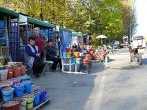 Sochi. Markt. Lizenzfreie Stockfotos